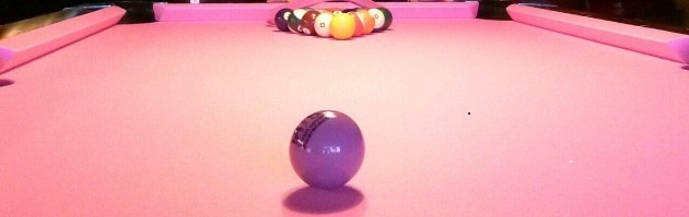 save the rack cue ball