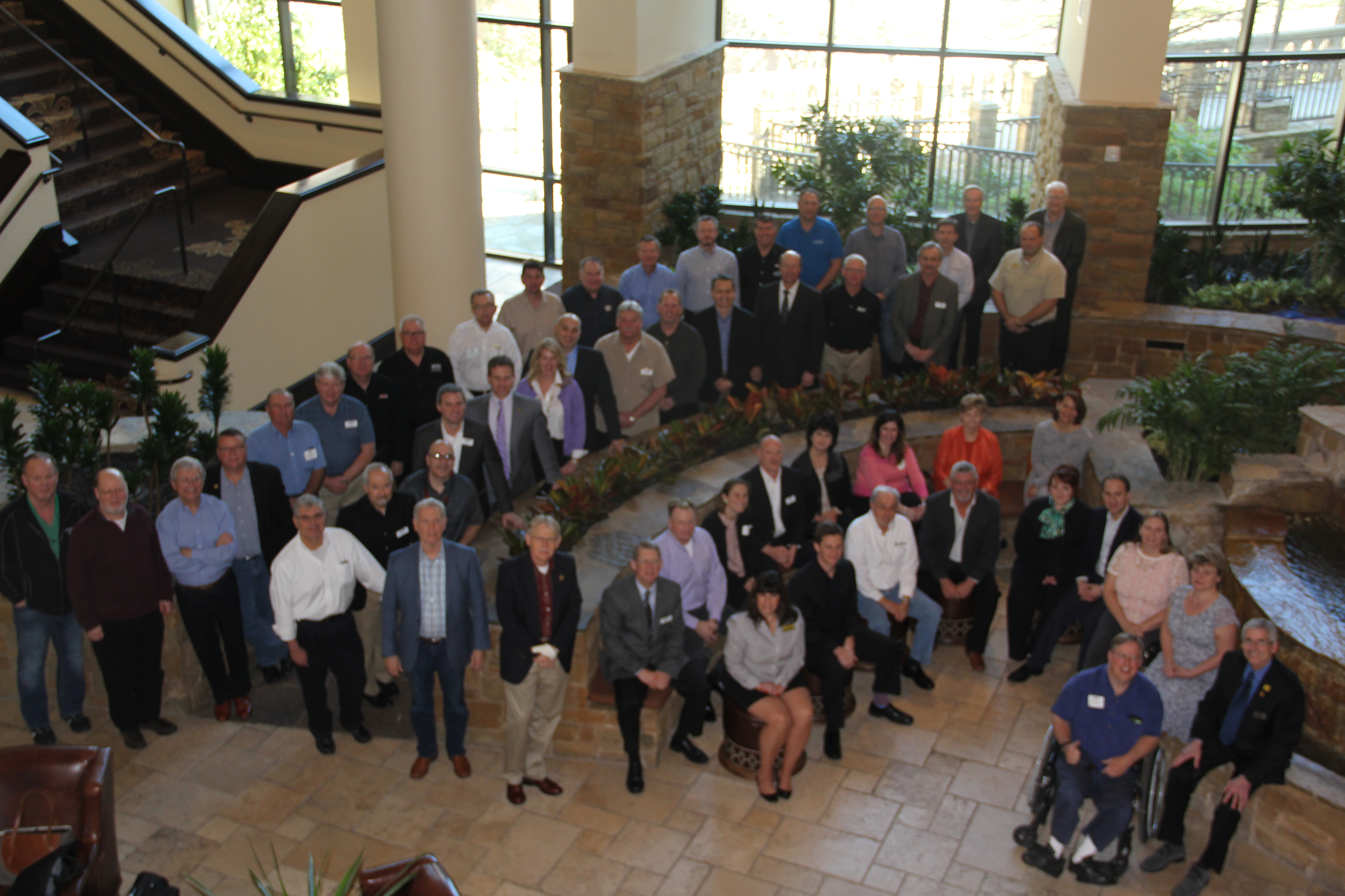 2016 State Meeting Attendees, San Antonio, TX